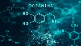 Formula química da dopamina