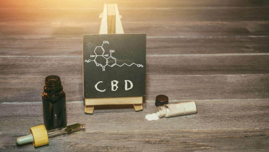 O canabidiol (CBD) é um canabinoide não psicoativo e tem sido utilizado no tratamento de doenças, como a epilepsia refratária.
