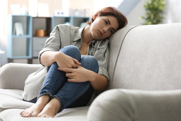 Um dos sintomas da depressão é a perda da vontade de realizar até mesmo atividades simples do dia a dia.