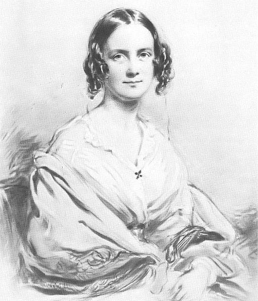 Emma, esposa de Darwin.