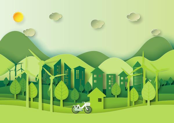 O meio ambiente natural é constituído pelos recursos naturais.