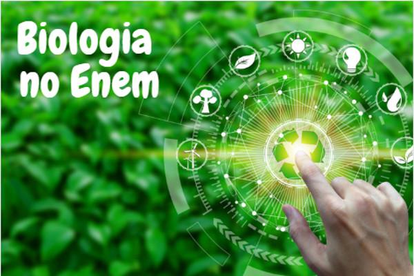 Temas de ecologia sempre estão presentes na prova de biologia do Enem.