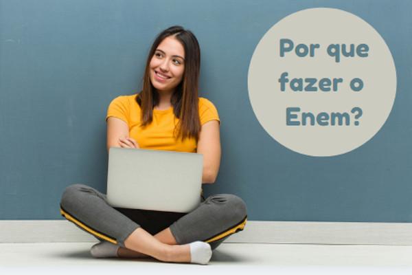 Enem é o principal exame educacional do Brasil.