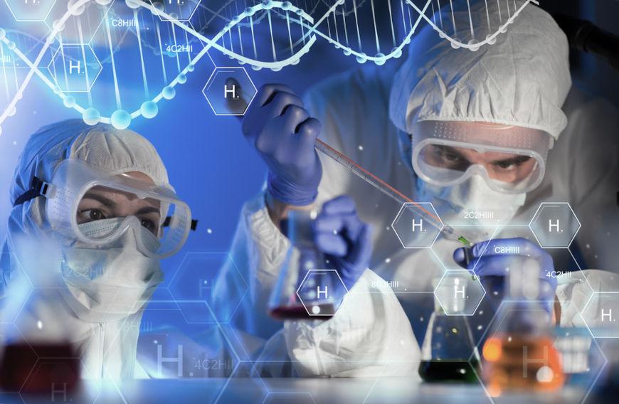 Armas biológicas podem ser utilizadas com a finalidade de causar morte e doença em uma população.