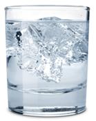 Água e gelo são um sistema heterogêneo formado por uma substância pura