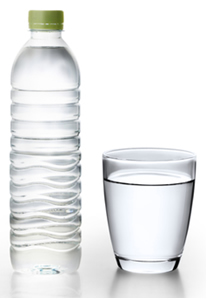 A água mineral é uma mistura homogênea
