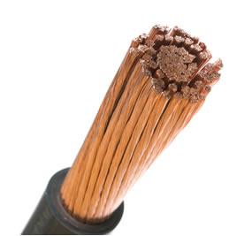 A formação dos fios de cobre é possível em razão da ductibilidade que esse metal tem
