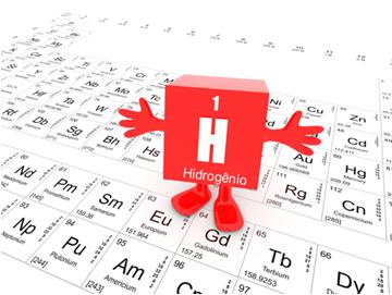 O hidrogênio não pertence a nenhum grupo da Tabela Periódica