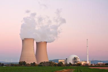Usina nuclear – exemplo de aplicação da reação de fissão nuclear