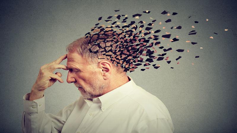 A perda de memória é uma das principais características do Alzheimer
