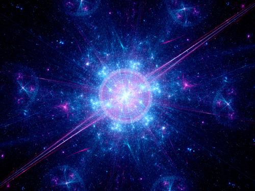 A teoria do Big Bang tenta explicar a origem do universo