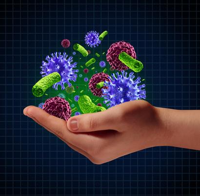 As doenças são causadas pelos mais variados fatores, incluindo-se outros organismos vivos