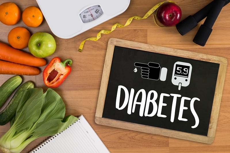 Diabetes caracteriza-se por altos níveis de glicose no sangue
