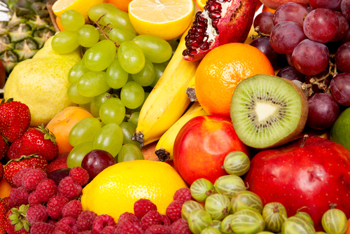 Existem diferentes tipos de frutos e diferentes formas de classificação