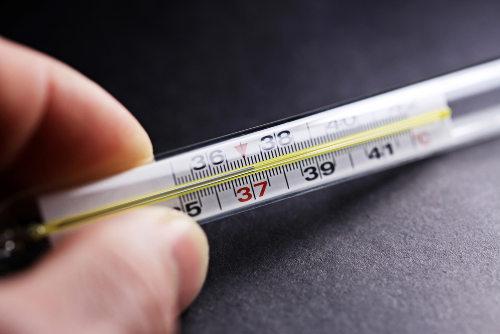 Nosso corpo apresenta temperatura em torno de 37°C, garantindo, assim, o funcionamento adequado do organismo