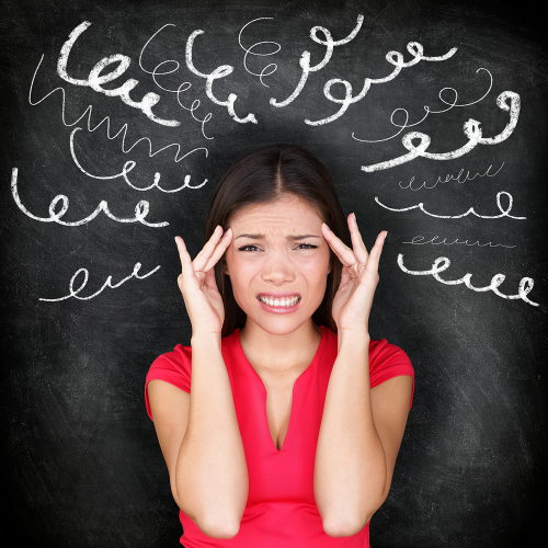 O estresse pode desencadear outros problemas graves de saúde