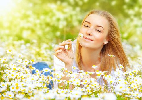 O olfato é o sentido responsável pela captação de odores